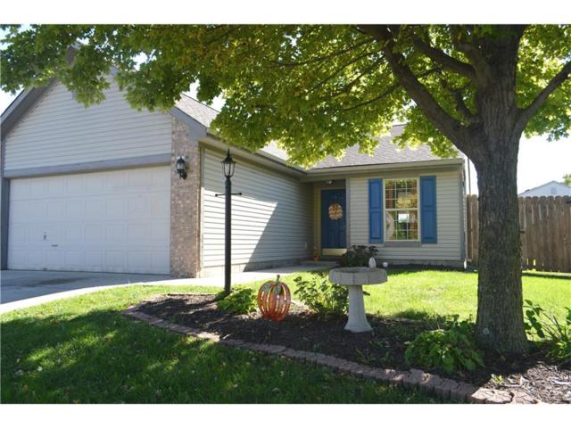 18556 Harvest Meadows Drive E, Westfield, IN 46074 (MLS #21519369) :: The Gutting Group LLC