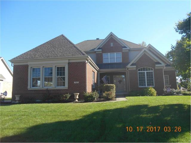 7861 Whiting Bay Drive, Brownsburg, IN 46112 (MLS #21519390) :: Heard Real Estate Team