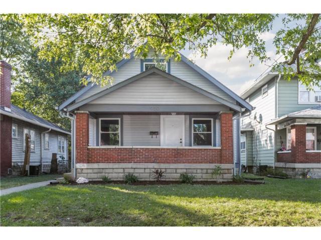 930 N Riley Avenue, Indianapolis, IN 46201 (MLS #21519481) :: Indy Plus Realty Group- Keller Williams