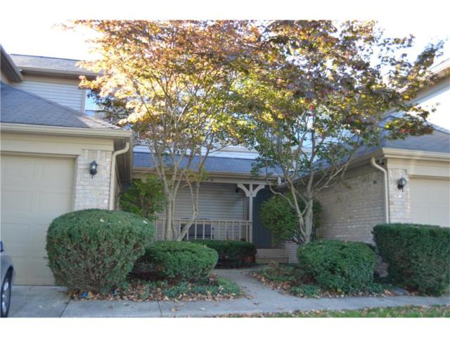 3640 Reflections Lane #3, Indianapolis, IN 46214 (MLS #21519513) :: The Evelo Team
