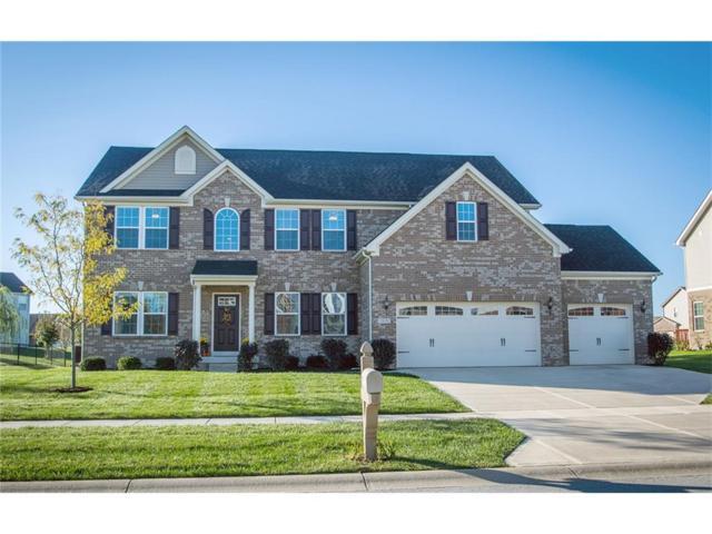 1115 Richmond Lane, Greenwood, IN 46143 (MLS #21519515) :: Indy Plus Realty Group- Keller Williams