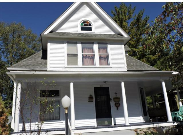 310 W Main Street, Greenfield, IN 46140 (MLS #21519520) :: RE/MAX Ability Plus