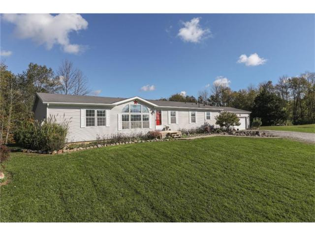 6598 E 400 S, Greenfield, IN 46140 (MLS #21519537) :: RE/MAX Ability Plus