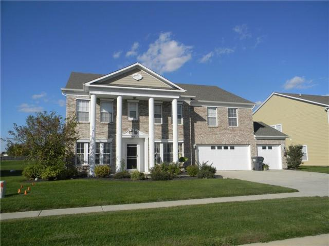 2914 Heirloom Lane, Greenwood, IN 46143 (MLS #21519572) :: Heard Real Estate Team