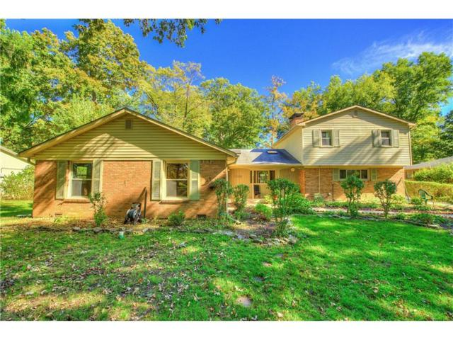4443 Melbourne Road, Indianapolis, IN 46228 (MLS #21519622) :: RE/MAX Ability Plus