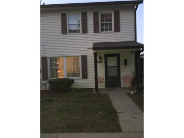 6818 Georgetown Road, Indianapolis, IN 46268 (MLS #21519640) :: The ORR Home Selling Team
