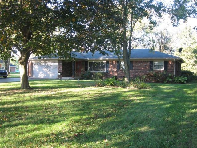 1880 S 150 W, Greenfield, IN 46140 (MLS #21519672) :: RE/MAX Ability Plus