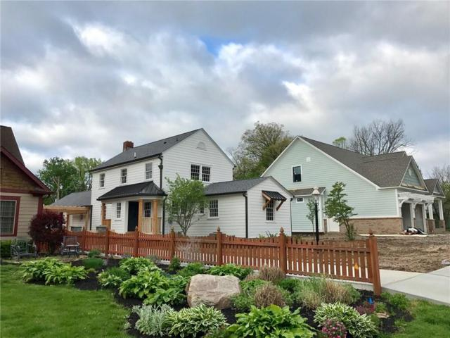 575 Sycamore Street, Zionsville, IN 46077 (MLS #21519717) :: Heard Real Estate Team