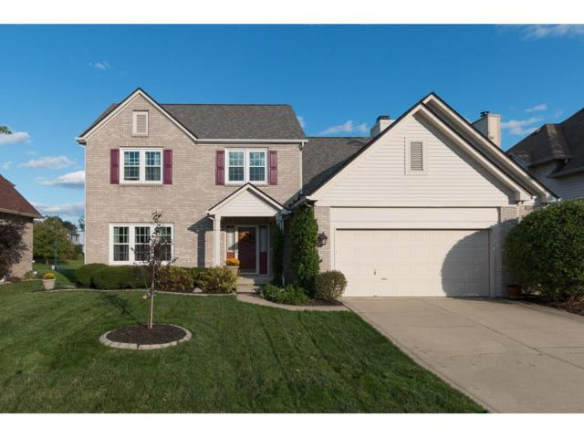 8029 Wish Court, Indianapolis, IN 46268 (MLS #21519759) :: RE/MAX Ability Plus