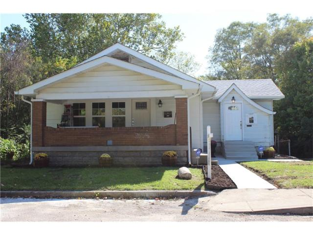 1319 Cruft Street, Indianapolis, IN 46203 (MLS #21519785) :: Indy Scene Real Estate Team