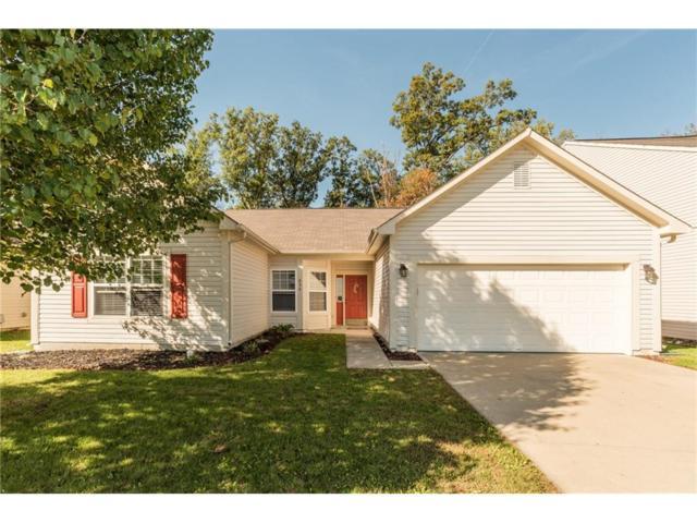 856 Flying Sun Drive, Avon, IN 46123 (MLS #21519800) :: Heard Real Estate Team
