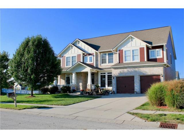 11078 Chapel Park Drive N, Noblesville, IN 46060 (MLS #21519813) :: RE/MAX Ability Plus