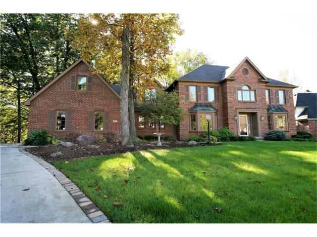8821 Otter Cove Circle, Indianapolis, IN 46236 (MLS #21519842) :: Heard Real Estate Team