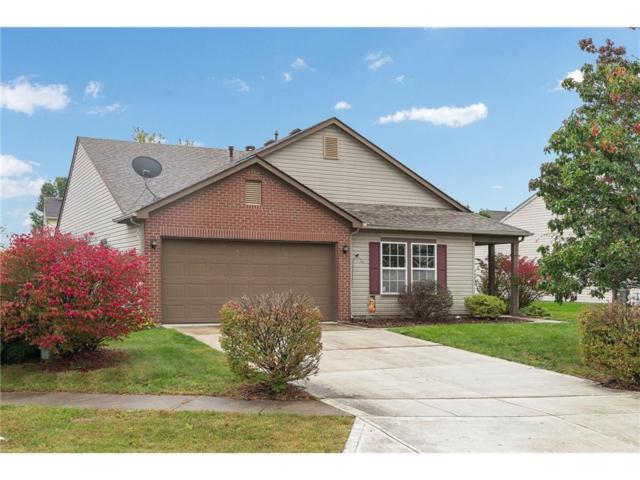 12231 Doncaster Court, Fishers, IN 46037 (MLS #21519846) :: The Evelo Team