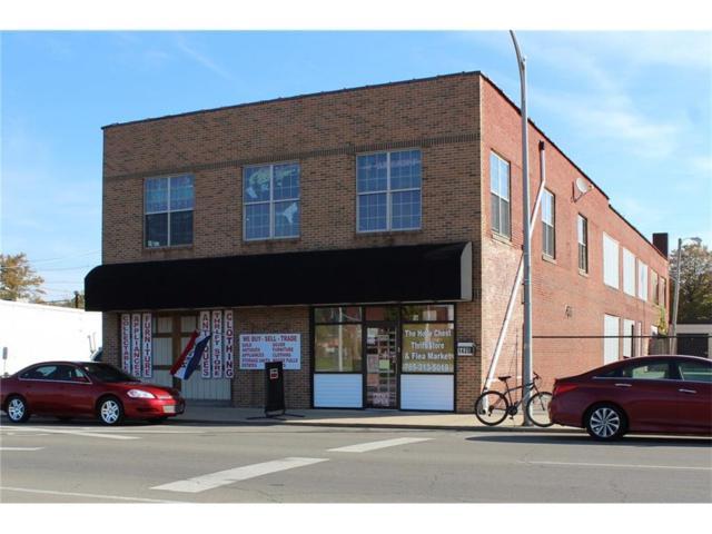 1420 Main Street, Anderson, IN 46016 (MLS #21519911) :: Len Wilson & Associates