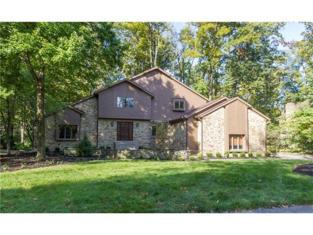 5292 Woodfield Drive, Carmel, IN 46033 (MLS #21519936) :: Heard Real Estate Team
