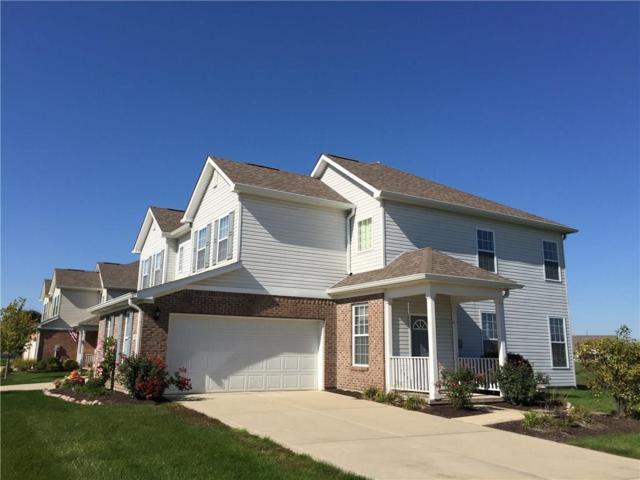 2499 Blue Ridge Drive, Greenwood, IN 46143 (MLS #21519951) :: Heard Real Estate Team