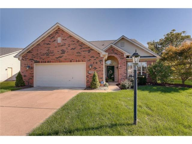 13799 Forum Meadows Drive, Carmel, IN 46033 (MLS #21520022) :: Indy Scene Real Estate Team