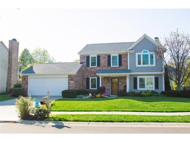 10648 Misty Hollow Lane, Fishers, IN 46038 (MLS #21520030) :: Heard Real Estate Team