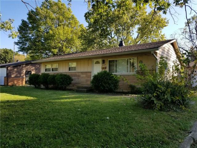 2319 N Kitley Avenue, Indianapolis, IN 46219 (MLS #21520040) :: Indy Scene Real Estate Team