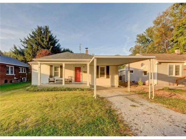 216 E Carlisle Street, Mooresville, IN 46158 (MLS #21520049) :: Heard Real Estate Team