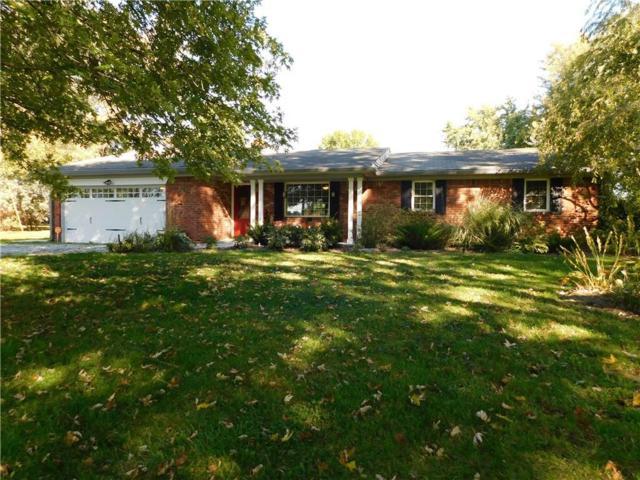 886 W Cutsinger Road, Greenwood, IN 46143 (MLS #21520092) :: Heard Real Estate Team
