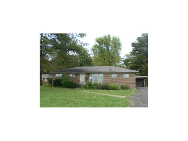 9202 E Raymond Street, Indianapolis, IN 46239 (MLS #21520113) :: Indy Scene Real Estate Team