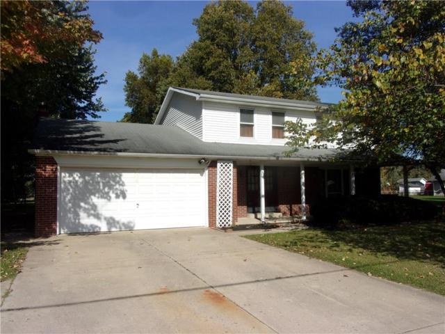 2884 Huntsville Road, Pendleton, IN 46064 (MLS #21520140) :: The Gutting Group LLC