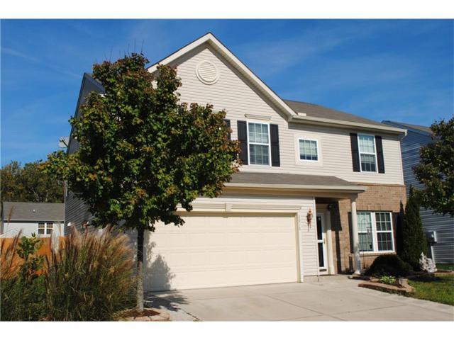 2910 Welcome Way, Greenwood, IN 46143 (MLS #21520158) :: Heard Real Estate Team