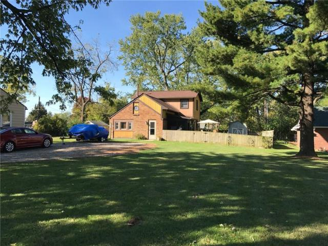 4122 Elmhurst Drive, Indianapolis, IN 46226 (MLS #21520162) :: Indy Scene Real Estate Team