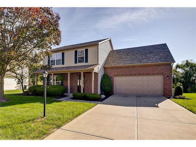 1509 Harrison, Greenwood, IN 46143 (MLS #21520164) :: Indy Scene Real Estate Team