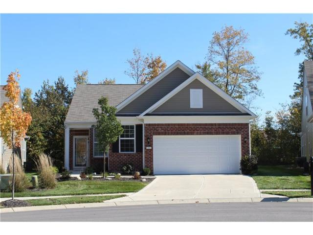 12823 Claret Court, Fishers, IN 46037 (MLS #21520185) :: Heard Real Estate Team