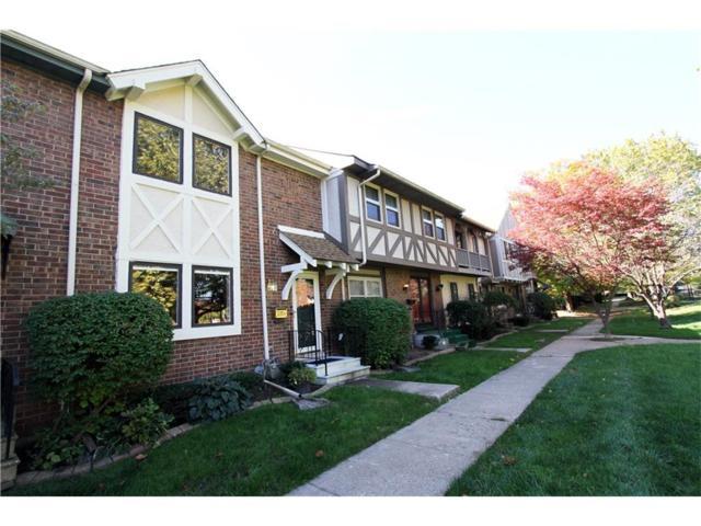 8110 E Cheswick Drive, Indianapolis, IN 46219 (MLS #21520194) :: Heard Real Estate Team