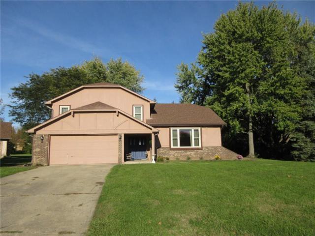 855 Carmen Lane, Greenwood, IN 46143 (MLS #21520197) :: Heard Real Estate Team