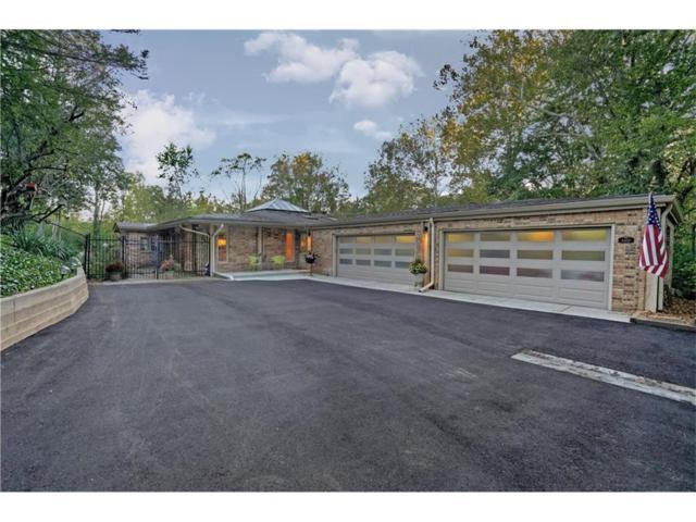 6410 Johnson Road, Indianapolis, IN 46220 (MLS #21520215) :: Heard Real Estate Team
