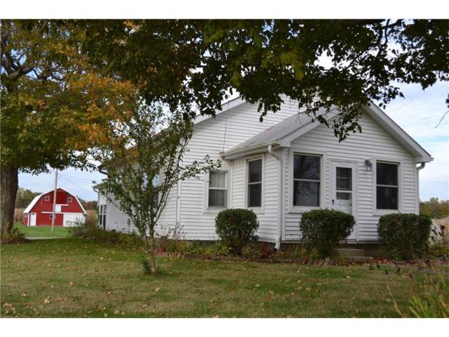 5427 N 500 E, Crawfordsville, IN 47933 (MLS #21520234) :: Len Wilson & Associates