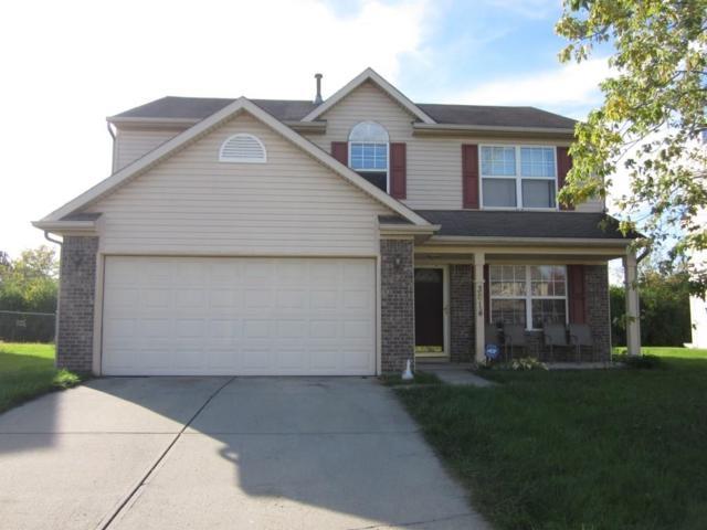 3614 Rock Maple Drive, Indianapolis, IN 46235 (MLS #21520251) :: Len Wilson & Associates