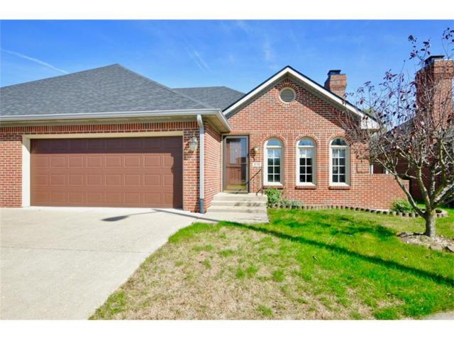 275 Andrews Boulevard East Drive E, Plainfield, IN 46168 (MLS #21520255) :: Heard Real Estate Team