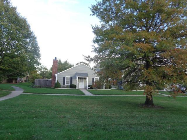 4926 Oakbrook Court, Indianapolis, IN 46254 (MLS #21520313) :: The ORR Home Selling Team