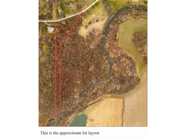 0 W Fall Creek Drive, Pendleton, IN 46064 (MLS #21520367) :: The Gutting Group LLC