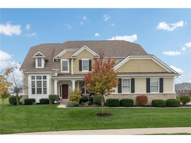 10207 Normandy Way, Fishers, IN 46040 (MLS #21520449) :: The Evelo Team