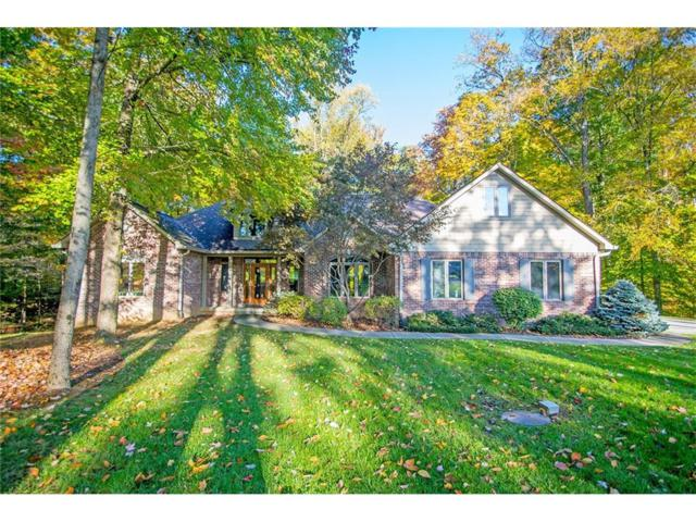 2826 W Aurora Lane, Monrovia, IN 46157 (MLS #21520549) :: Mike Price Realty Team - RE/MAX Centerstone