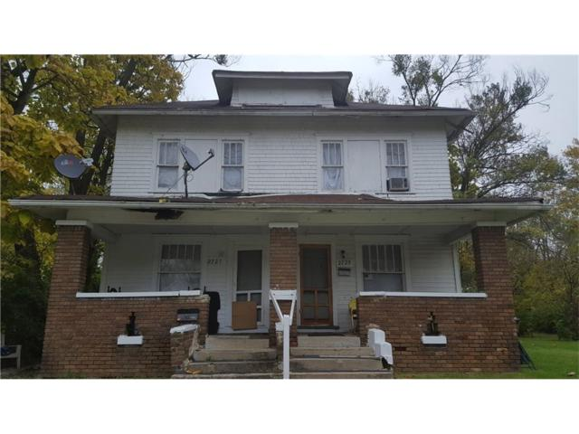2725 Station Street, Indianapolis, IN 46218 (MLS #21520590) :: Richwine Elite Group