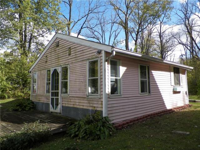5711 W County Road 1070 N, Gaston, IN 47342 (MLS #21520617) :: The ORR Home Selling Team