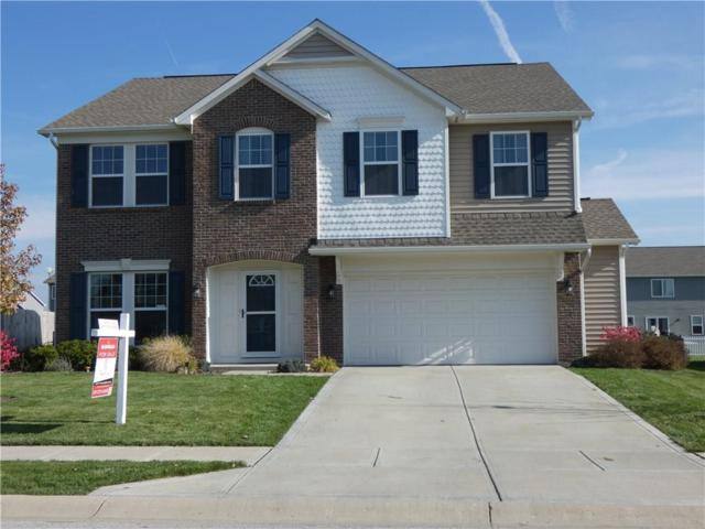 2701 Twinleaf Drive, Plainfield, IN 46168 (MLS #21520666) :: The Evelo Team