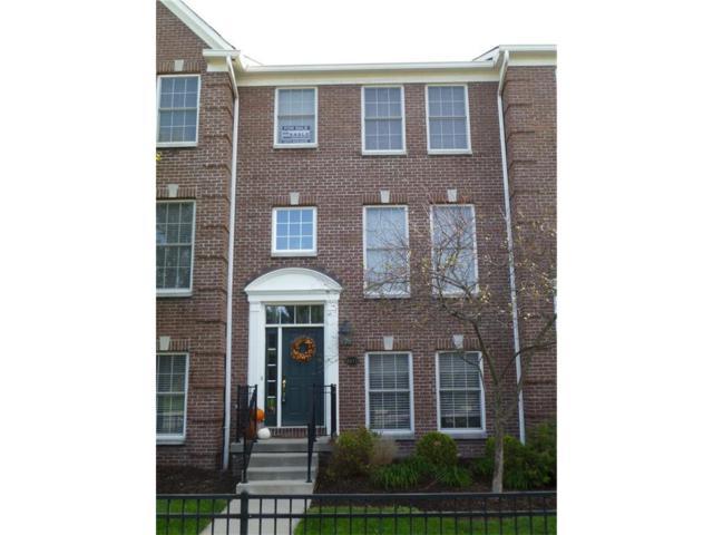 8631 N Meridian Street, Indianapolis, IN 46260 (MLS #21520704) :: The ORR Home Selling Team