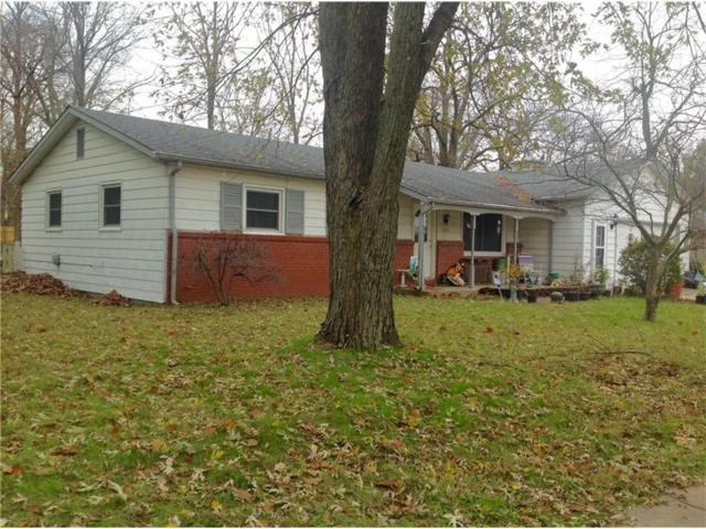 135 E Hoover Street, Westfield, IN 46074 (MLS #21520773) :: Heard Real Estate Team