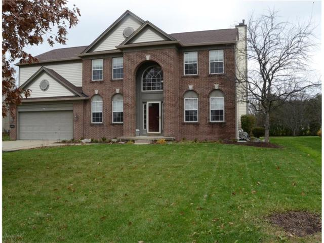 1482 Esprit Drive, Carmel, IN 46074 (MLS #21522092) :: Mike Price Realty Team - RE/MAX Centerstone