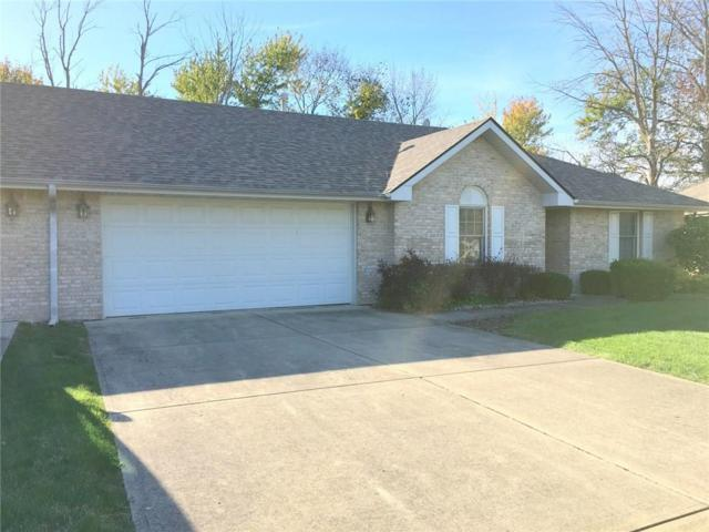 3623 Village Drive, Anderson, IN 46011 (MLS #21522106) :: The Evelo Team