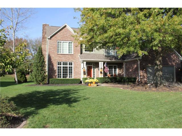 10986 Loyola Court, Fishers, IN 46038 (MLS #21522155) :: The Evelo Team